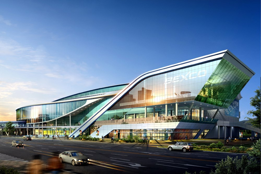 PDI Design Group - BUSAN EXHIBITION AND CONVENTION CENTER